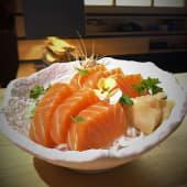 Sake sashimi (6 uds.)
