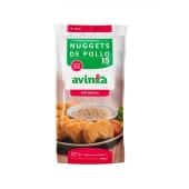 Nuggets quinua bolsa 15 un