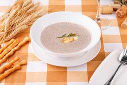 Грибний суп-пюре (350г)