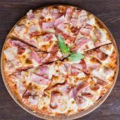 Pizza Florencia mediana
