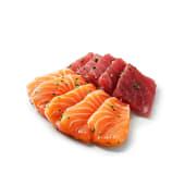 Sashimi Misto (10 Unidades)
