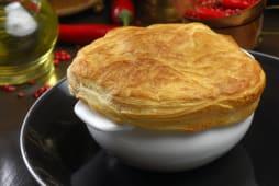 Трюфельний суп з качкою (250г)