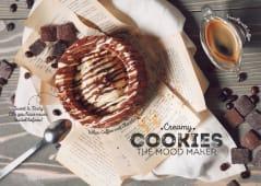 Creamy Cookies