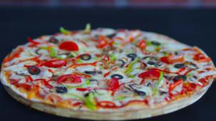 პიცა ვეგეტარიანული