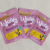 Wagg Chicken and Cheese Treats
