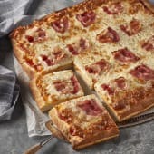 Panepizza Pancetta