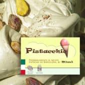 Helado de Pistacchio (500 ml.)