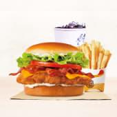 Combo Crispy Chicken Queso Bacon