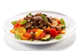 Boeuf Aux Légumes