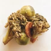 Legumes Salteados c/ Balsâmico
