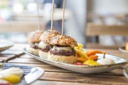 Mini hamburguesita francesa (ud.)