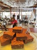 Brownie sa orasima