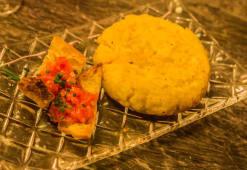 Pincho de tortilla de patata clásico
