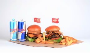 Red Bull Double Combo