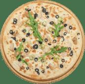 Піца Don Peppino white (34см)