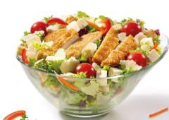 Salata crispy strips