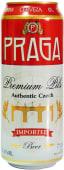 Пиво Praga Premium Plus світле 4.7% ж-б (0.5л)