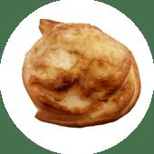Empanada de dulce de batata