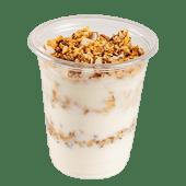 საუზმე გრანოლათი / Breakfast with granola