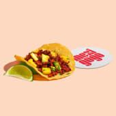 Taco Al Pastor 2uds.