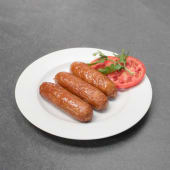 2 Sausages