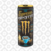Monster Espreso Vainilla