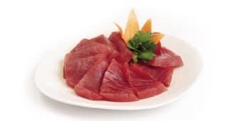 Sashimi thon rouge Bluefin