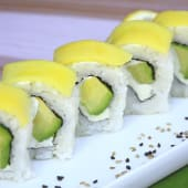 Veggie tropi roll (5 piezas)