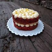 Torta Red velvet (entera)