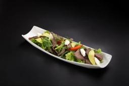 Салат з яловичиною (210/30г)