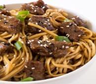 Beef Noodles