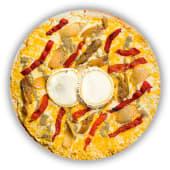Pizza Escalivada (mitjana)