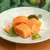 Sashimi di salmone classic