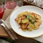 Картопля смажена (200г)