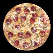 Pizza La Pícara (picante)