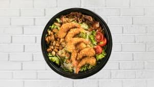 Shrimp Caesar salata