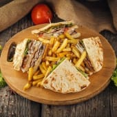 Club Sandwich (for 2 person)