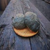 Pack pan de papa negro ( 4 uds. )