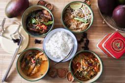Menú Chiang Mai