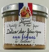 Foie Gras aux Figues (Especialidade de Foie Gras com figo) - 100g