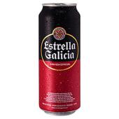Cerveza Estrella Galicia (33 cl)