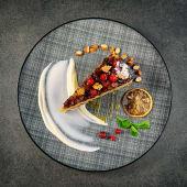 Пиріг з журавлиною (200г)