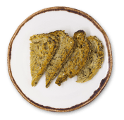 Ración de pan (2 rebanadas)