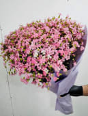 მინდვრის ყვავილების თაიგული
