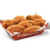 9 Alitas de pollo