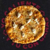 Pizza Ella Quesea Sola