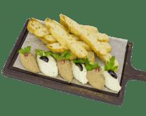 Кучмачі з курячої печінки і сиру надугі (150/100г)