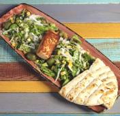 Salata nordica cu somon