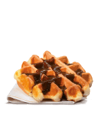 Waffle caldo