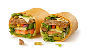 Wrap Big Beef Melt